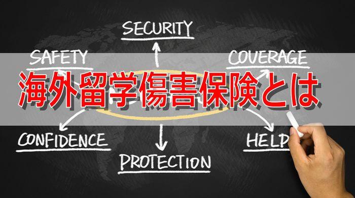 海外留学傷害保険を知ろう